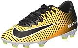 Nike Mercurial Vapor XI FG, Zapatos de Fútbol Unisex Adulto, Naranja (Laser Orange/Black-White-Volt), 38 EU