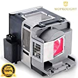 Woprolight Original Replacement Lamp Bulb VLT-HC3800LP Fit for Mitsubishi HC4000-HC3900-HC3800-HC3200-HC3200U