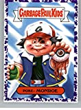 2019 Topps Garbage Pail Kids We Hate the '90s Video Games A-Names Jelly #6 POKE- MONRO Collectible (Pokemon) Official Non-Sport Trading Card in NM or Better Conditon