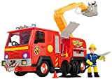 Simba - 109257661SMO - Sam le Pompier - Camion de Pompier Jupiter