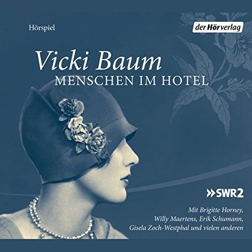 Menschen im Hotel audiobook cover art