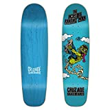 Cruzade The Incredible Farting Man 8.625'x32.39' Deck Skateboard, Adultos Unisex, Multicolor (Multicolor), 8.625'