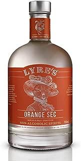 Orange Sec Non-Alcoholic Spirit - Triple Sec Style | Lyre's 700ml