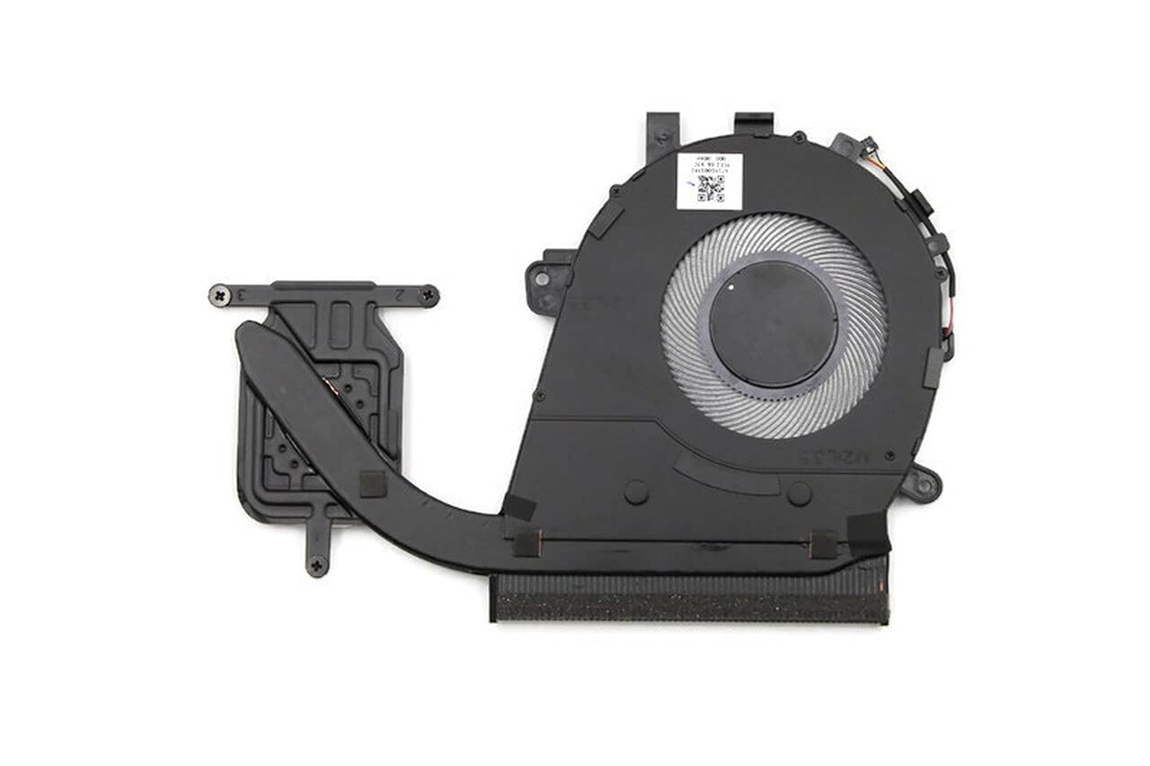 New Genuine Replacement CPU Cooling Fan and Heatsink for Lenovo Yoga C740-14IML Series 5H40S19963