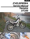 Yamaha XT250 Service Manual (English Edition)