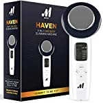 Haven 3 in 1 Body Slimming Device –Triggers Fat Removal from Belly and Waist – Rejuvenates Skin – Beauty Massager for Face, Arms, Waist, Feet and Belly - Gives Toned Skin and Body