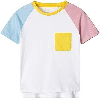 NAME IT Nmmgaxel SS Top Camiseta para Ni/ños