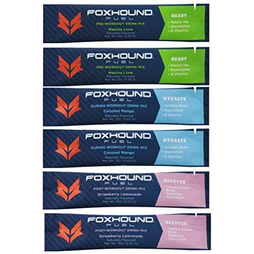 Foxhound Fuel Stick Packs