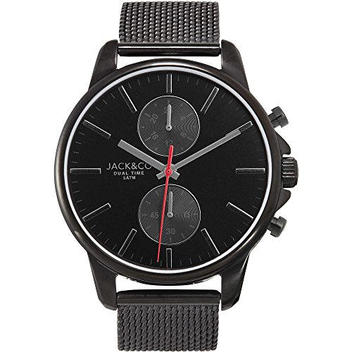orologio cronografo uomo Jack&co Minimal trendy cod. JW0156M1