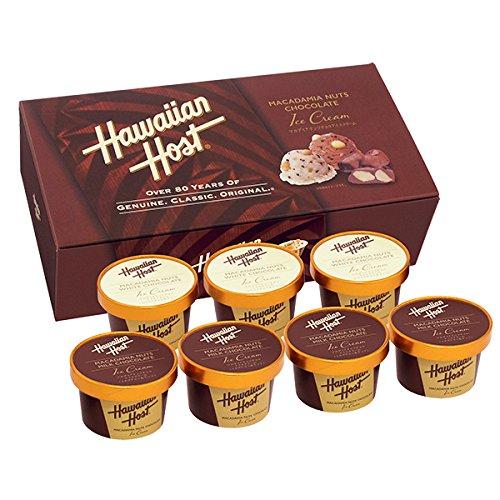 ハワイアンホースト マカデミアナッツチョコアイス AH-HH