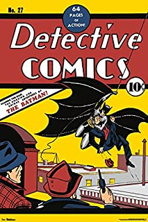Trends International Detective #1 Cover Collector's Edition Wall Poster 24
