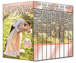 Unforgettable Lovers: Unforgettable Promises (The Unforgettables Book 22) by [Mimi  Barbour, Stacy Eaton, Natalie Ann, Leanne Banks, Mona Risk, Rebecca York, Susanne Matthews, Taylor Lee, Traci Hall]