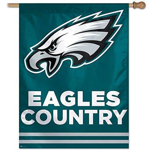 WinCraft Philadelphia Eagles - Eagles Country - Football NFL Fahne 90 x 70 cm