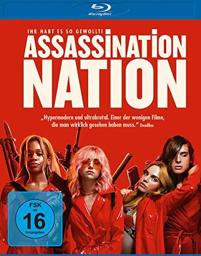 Assassination Nation [Blu-ray]