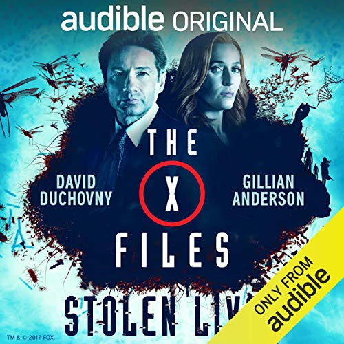 Couverture de The X-Files: Stolen Lives