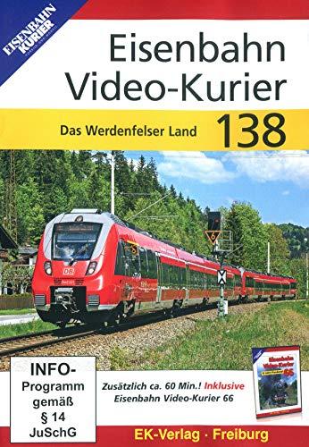 Eisenbahn Video-Kurier 138 - Das Werdenfelser Land [Alemania] [DVD]