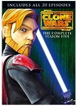 Star Wars: The Clone Wars:S5 (DVD)