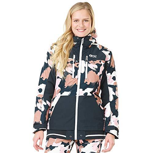 Picture Damen Snowboard Jacke Lander Print Jacket
