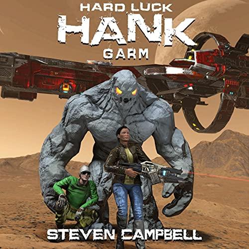 Garm Audiobook By Steven Campbell cover art
