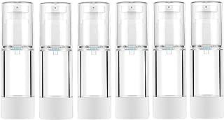 glass airless bottles