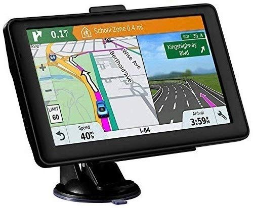 Sat Nav for Car Truck,7 Inch GPS Pre-lnstalled UK and EU 2020...