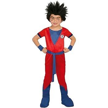 Guirca 82762 - Ninja Rojo Infantil Talla 10-12 Años: Amazon.es ...