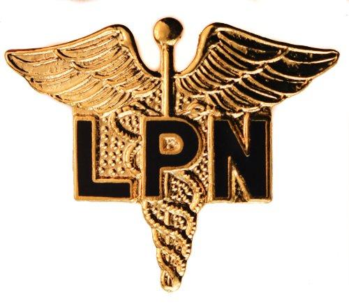 Sujak Military Items Licensed Practical Nurse LPN Medical pin HON14842