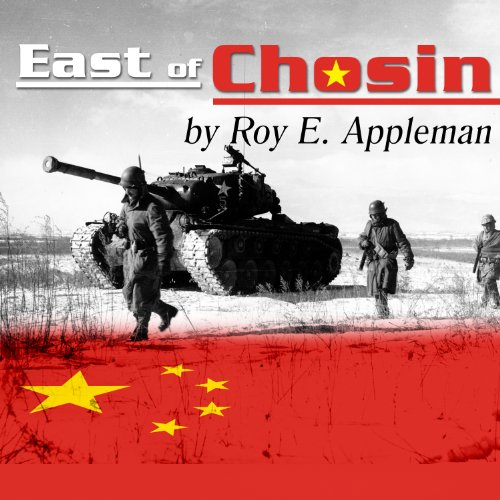 East of Chosin audiobook cover art