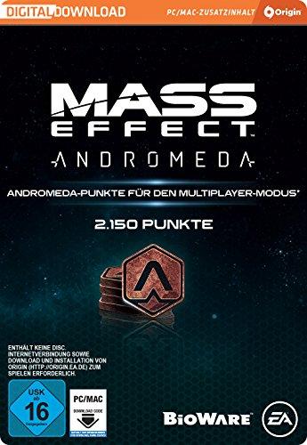 Mass Effect: Andromeda - 2150 Points [PC Code - Origin]
