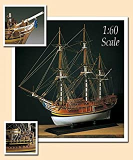 H.M.S. Bounty - Wooden Model Ship Kit by Amati