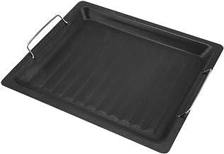 poêle à barbecue plaque de barbecue en acier inoxydable de qualité alimentaire résistante à la rouille poêle à frire plaqu...