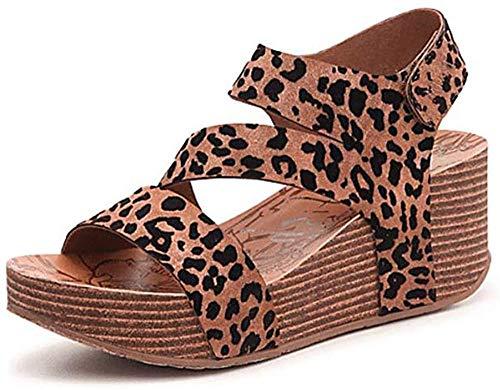Blowfish Malibu Womens Leelee Shoes, Caramelleopardojaipu, 10.0M