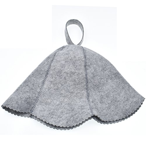 kesheng Filz Sauna Hut für Damen
