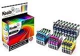 Koala 20 Druckerpatronen kompatibel für Brother LC223 LC 223 LC223XL für Brother MFC-J4420DW MFC-J4620DW MFC-J4625DW MFC-J5320DW MFC-J5620DW MFC-J5720DW MFC-J5625DW 8*BK 4*C 4*M 4*Y