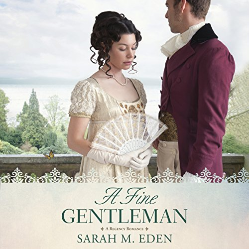 A Fine Gentleman audiobook cover art