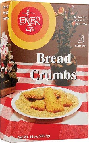 Ener-G Bread Crumbs Gluten Free - 10 oz