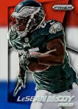 2014 Panini Prizm Prizms Red White and Blue #9 LeSean McCoy - NM-MT