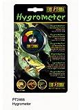 Exoterra Hygromètre à Aiguille pour Reptiles et Amphibiens
