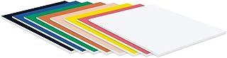 50-Piece FIS Foam Board 5mm, Assorted Colors, 50X70cm - FSFBDS5070ASST