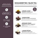 Immagine 1 creano tea variazione di fiori