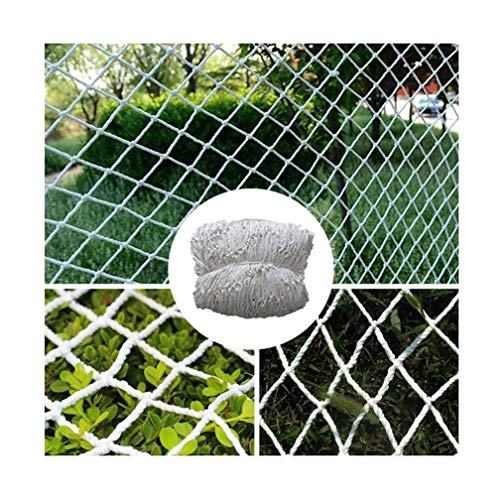 Best Bargain Xink-fhw Multipurpose White Safe Net Child Safety Shatter-Resistant Net,Decorative Ne...