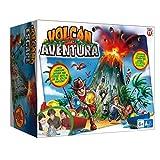 Juego de Mesa para Niños Volcán Aventura de Play Fun - IMC Toys
