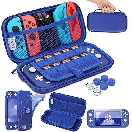 Switch Lite Azul Marca HEYSTOP