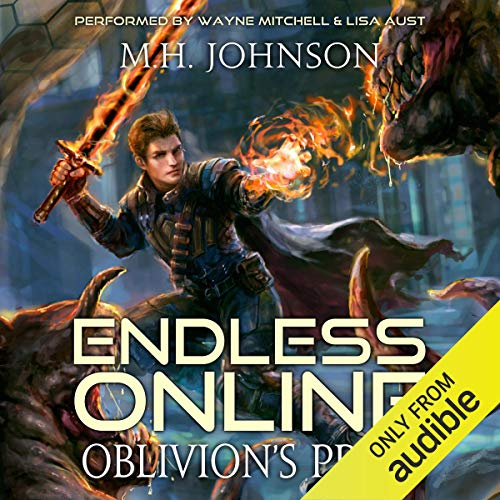 Endless Online: Oblivion's Price audiobook cover art