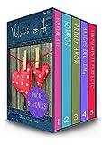 Pack Sintonías. Cinco novelas románticas (Volveré a ti #0, Bombón #1, Primer amor #2, Amigos del alma # 3 y Simplemente perfecto #4)