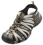 CAMEL CROWN Men's Waterproof Hiking Sandals Closed Toe Summer Sandals Anti-Slip Athletic Sport Sandals for Water Beach Outdoor Boat Fishing Beige27 11