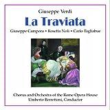 Verdi : la Traviata Rec.1952. Berrettoni, Noli, Campora, Tagliabue, Olini