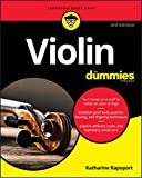 Violin for Dummies: Book + Online Video and Audio Instruction