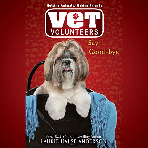 Say Good-bye audiobook cover art