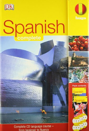 Hugo Complete Spanish: Complete CD language course - from beginner to fluency